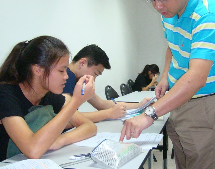 Physics Tuition Singapore