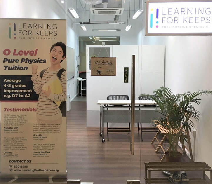 O Level Physics Tuition Hougang Centre
