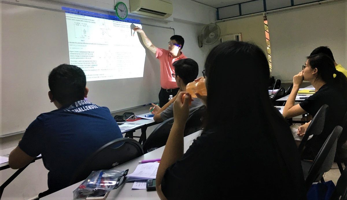 Physics Tuition Tampines