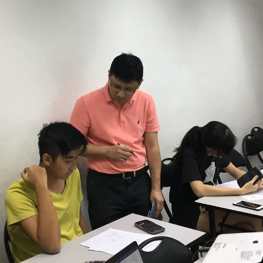 Physics Tuition in Tampines