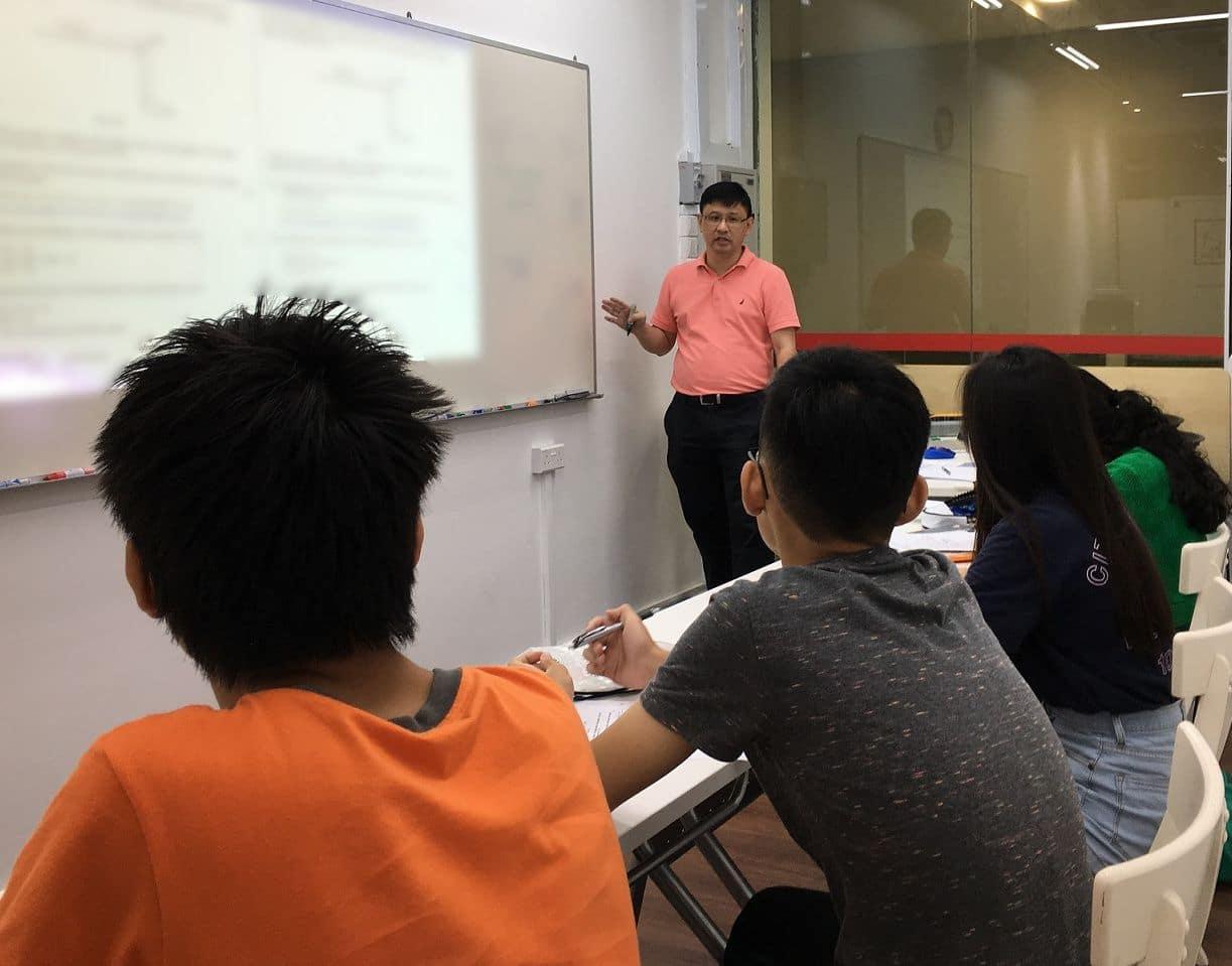 Sec3 Physics Tuition Class