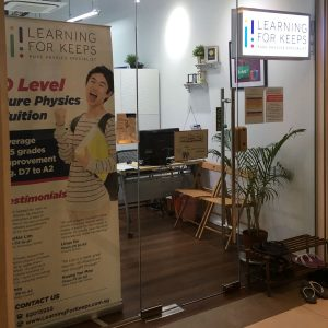 Physics Tuition Flagship centre